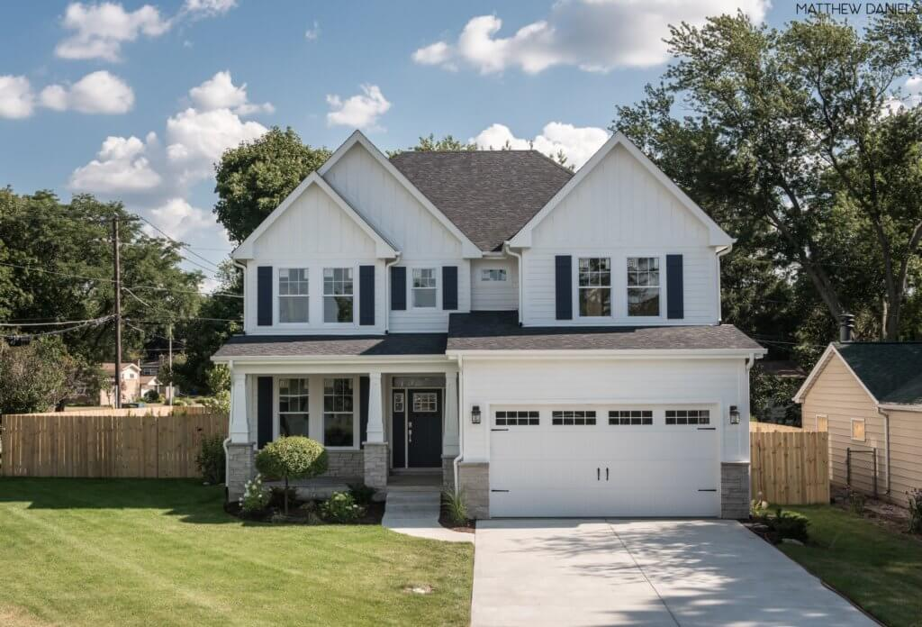 Wheaton and Glen Ellyn New Home Builder